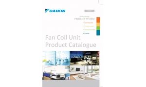Daikin Fan coil unit product