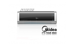 to Inverter Midea MSM-28CR 28000 BTU
